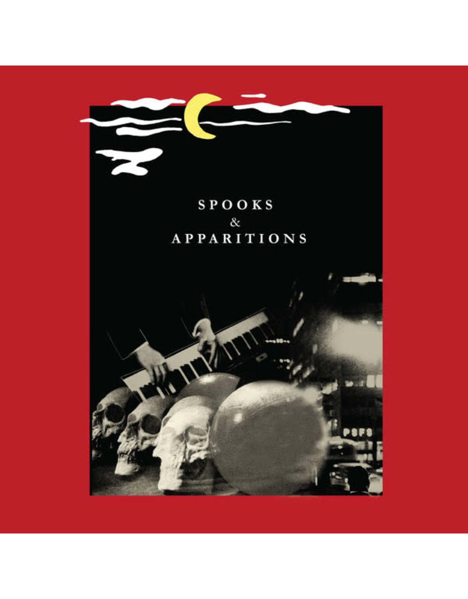 "New Vinyl John Jolt - Spooks & Apparitions EP 12"""