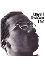 New Vinyl Lowell Davidson Trio - S/T LP