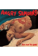 New Vinyl Angry Samoans - Back From The Grave LP