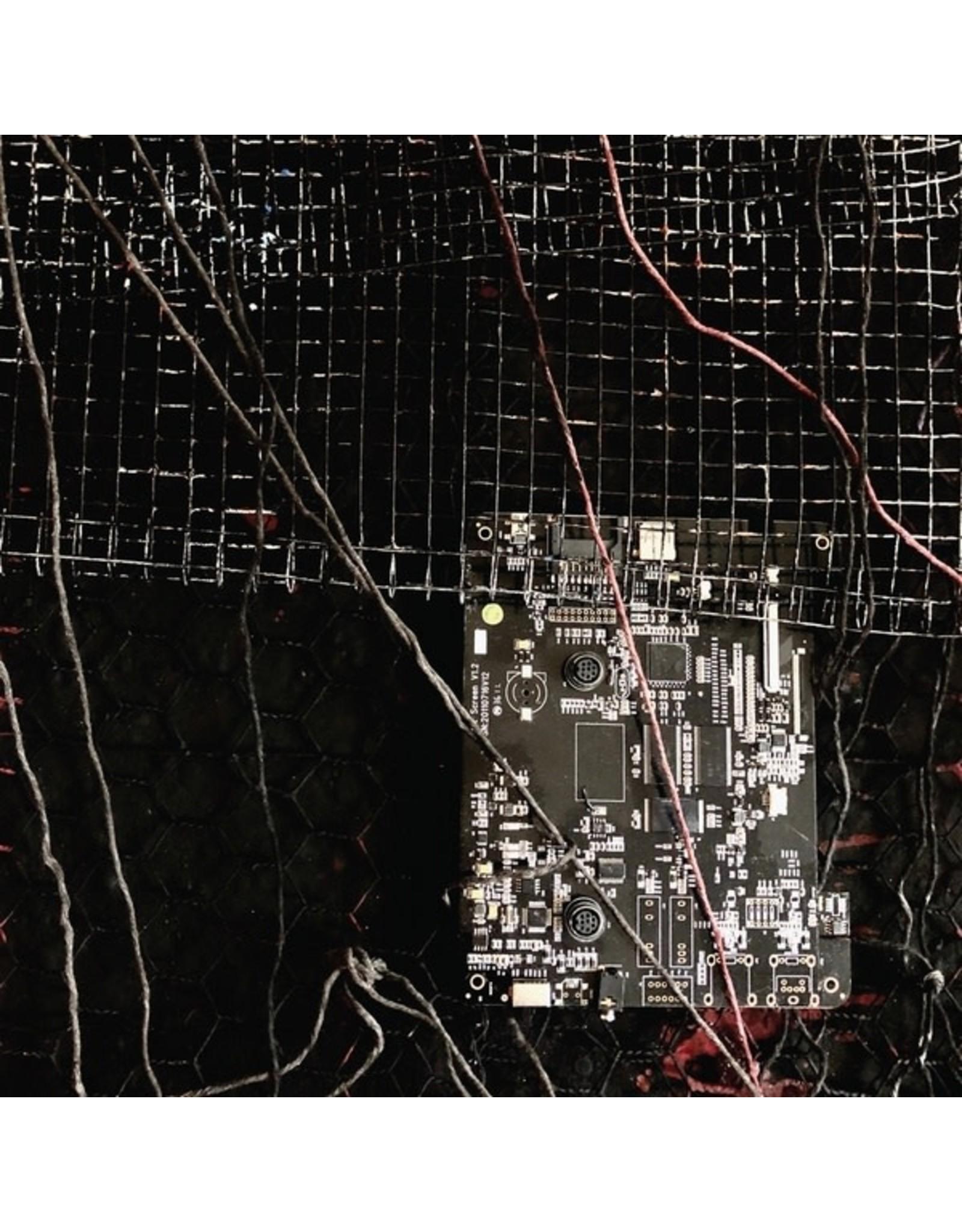 New Vinyl Merzbow / Prurient - Black Crows Cyborg (Colored) LP