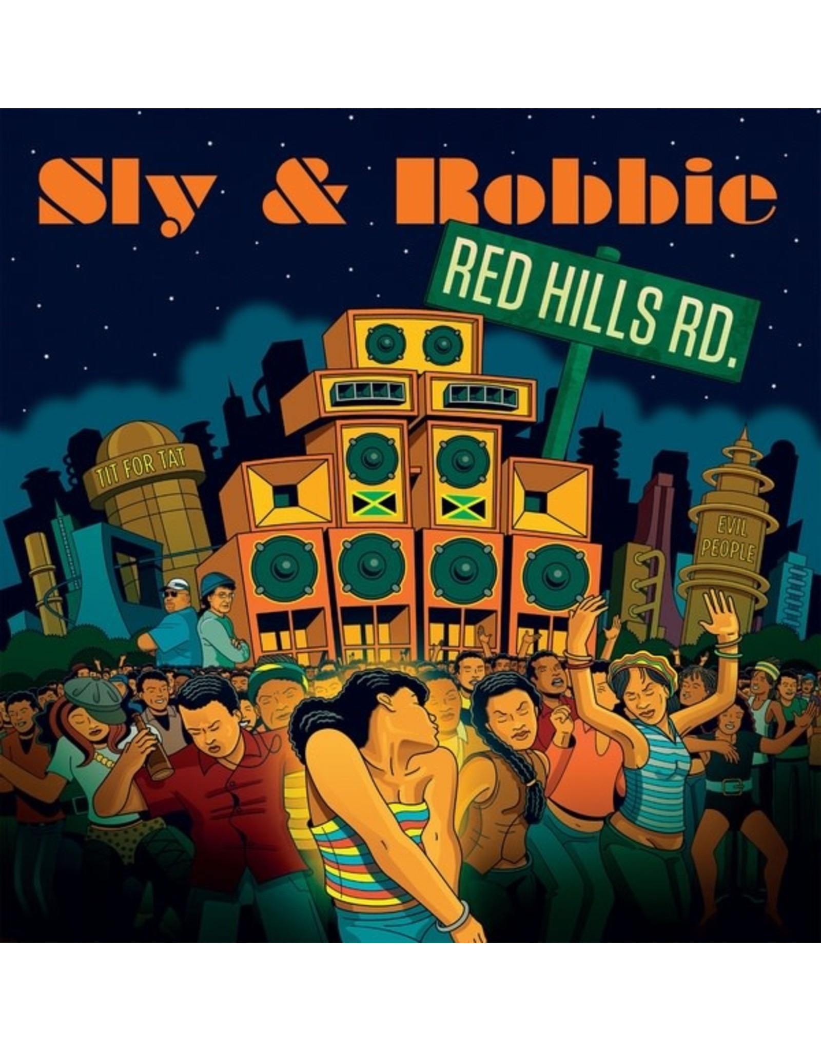 New Vinyl Sly & Robbie - Red Hills Rd. LP
