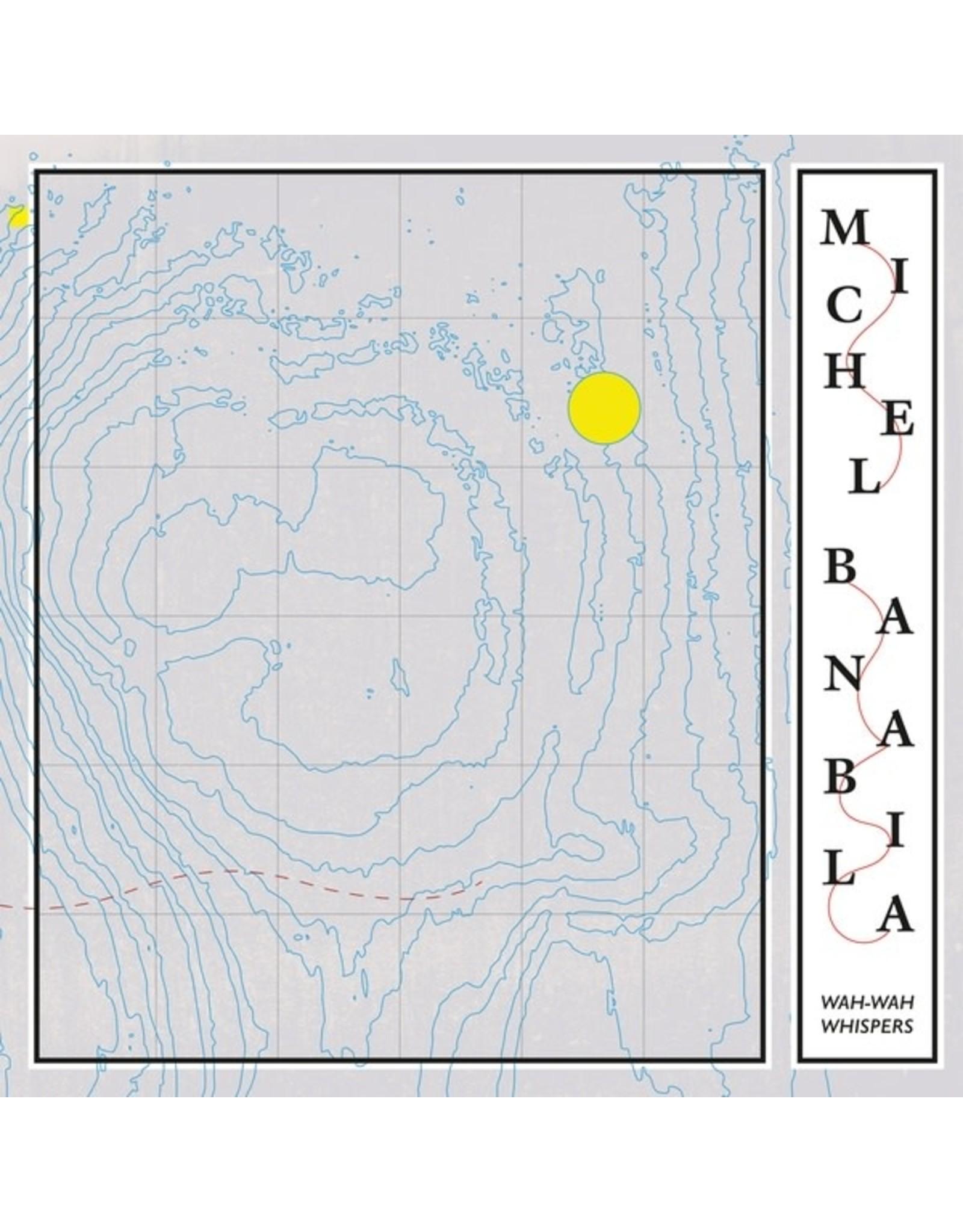 New Vinyl Michel Banabila - Wah-Wah Whispers LP