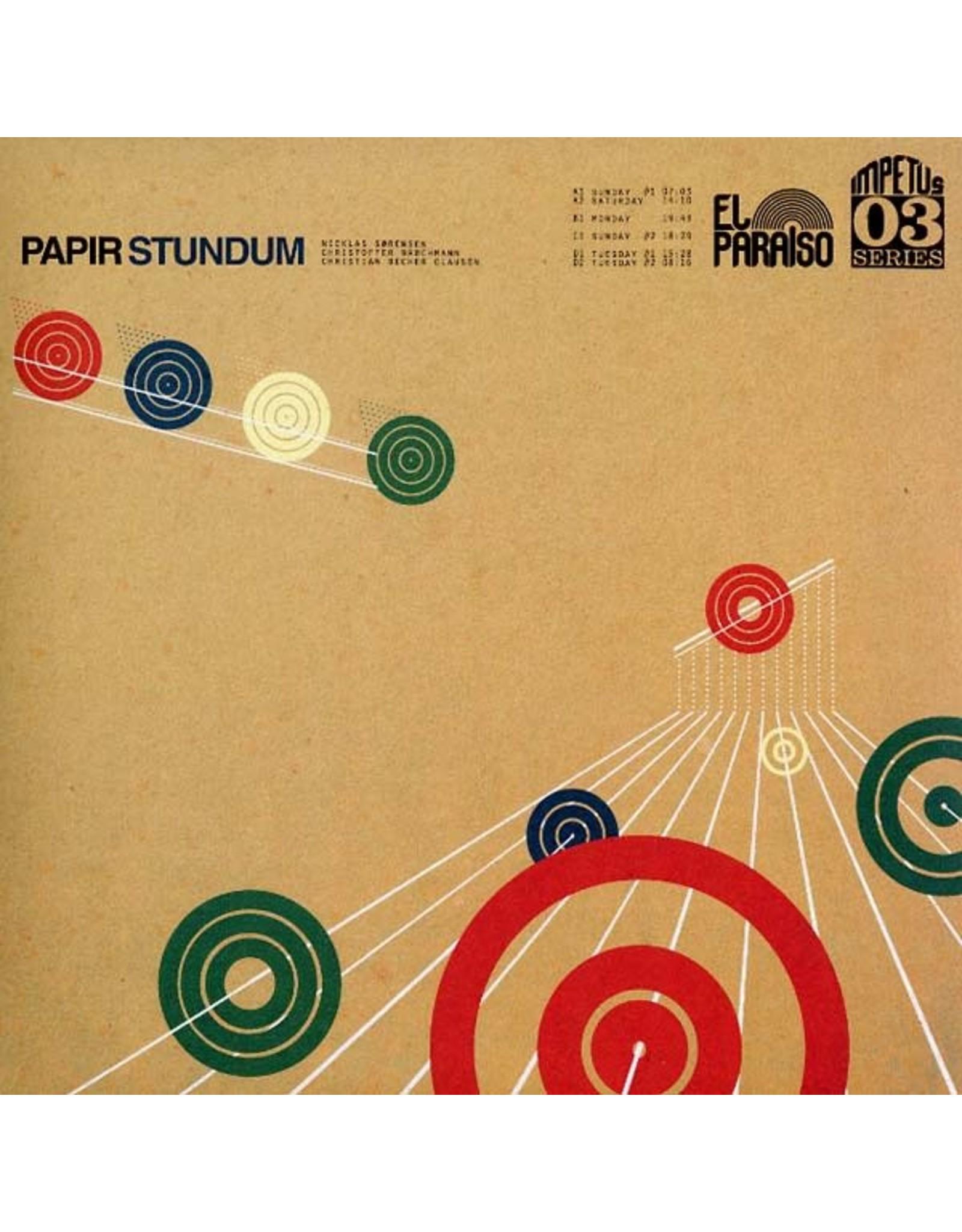New Vinyl Papir - Stundum LP