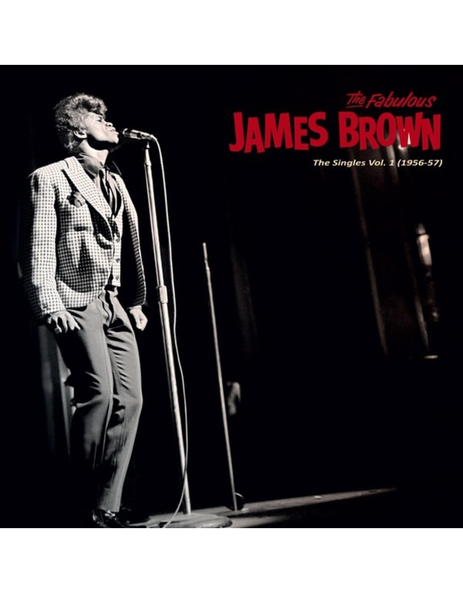 New Vinyl James Brown - The Singles Vol. 1 (1956-57) LP