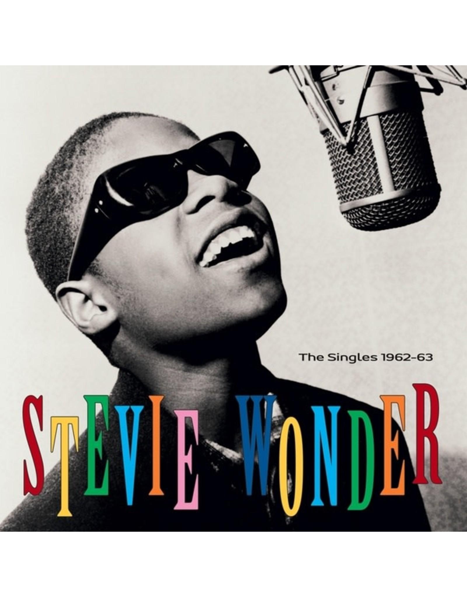 New Vinyl Stevie Wonder - The Singles 1962-63 LP