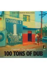 New Vinyl Various - 100 Tons Of Dub LP