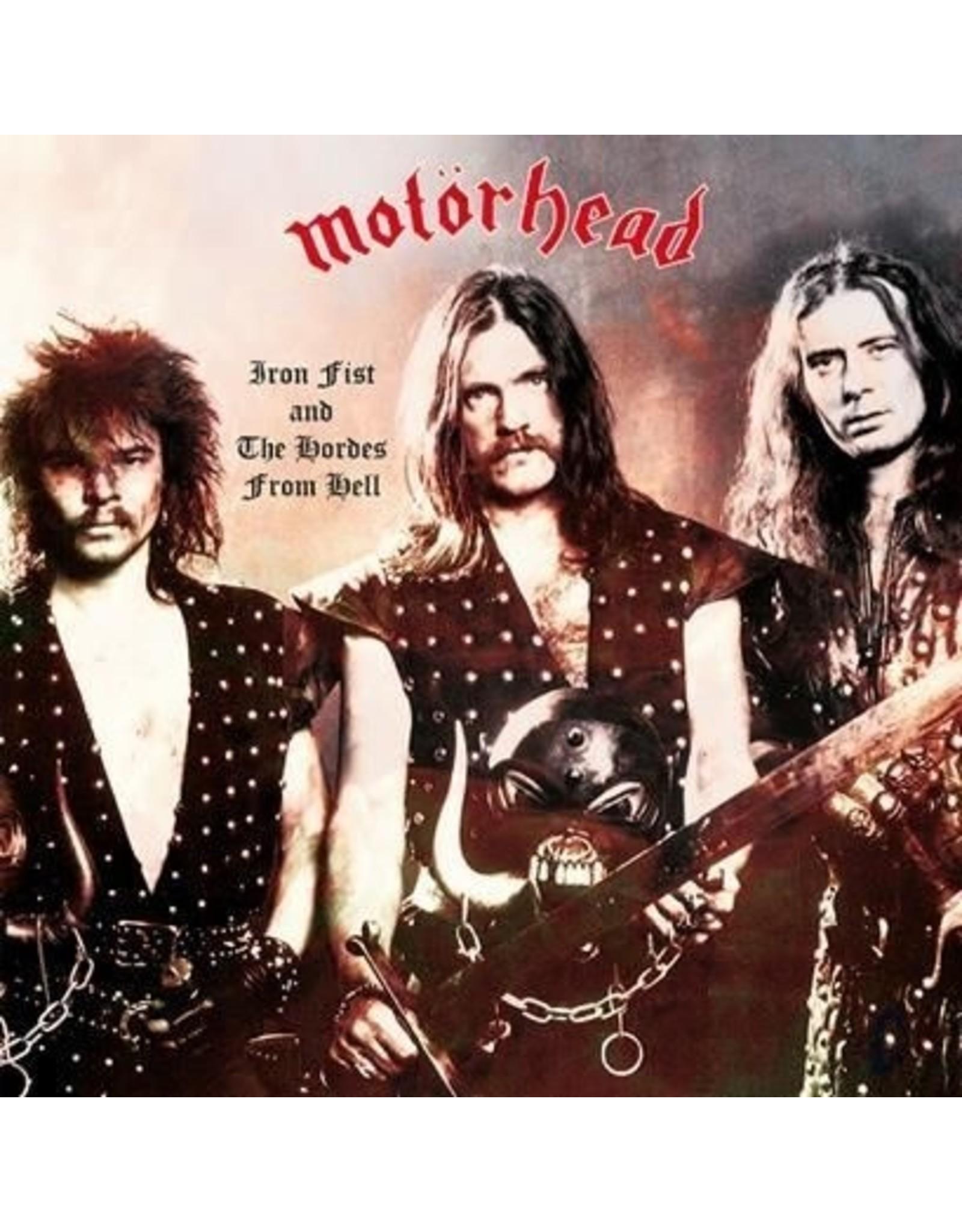 New Vinyl Motorhead - Iron Fist & The Hordes From Hell LP