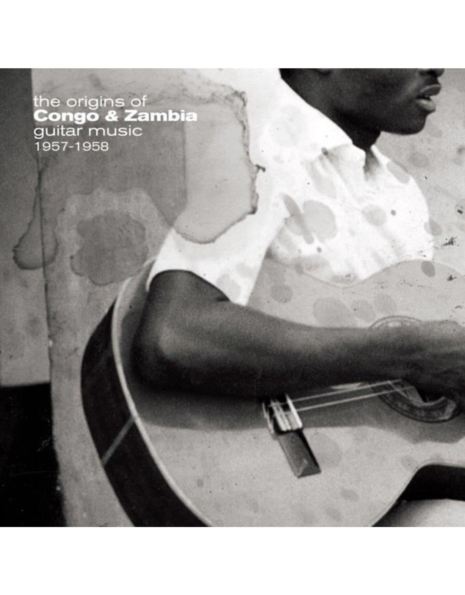 New Vinyl Various - The Origins Of Congo & Zambia Guitar Music 1957-1958 LP