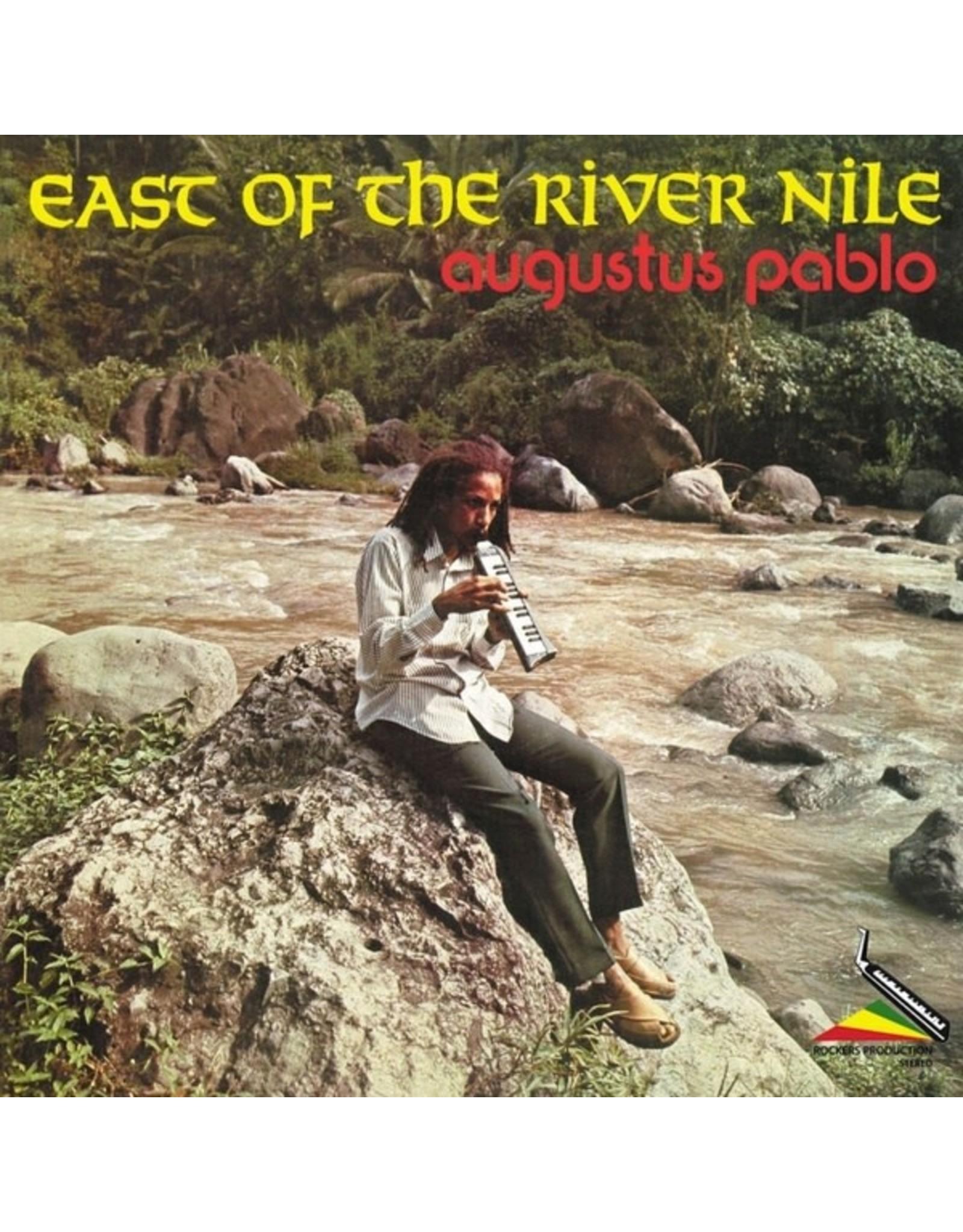 New Vinyl Augustus Pablo - East Of The River Nile LP
