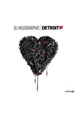 New Vinyl DJ Holographic - Detroit Love Vol. 5 2LP+CD