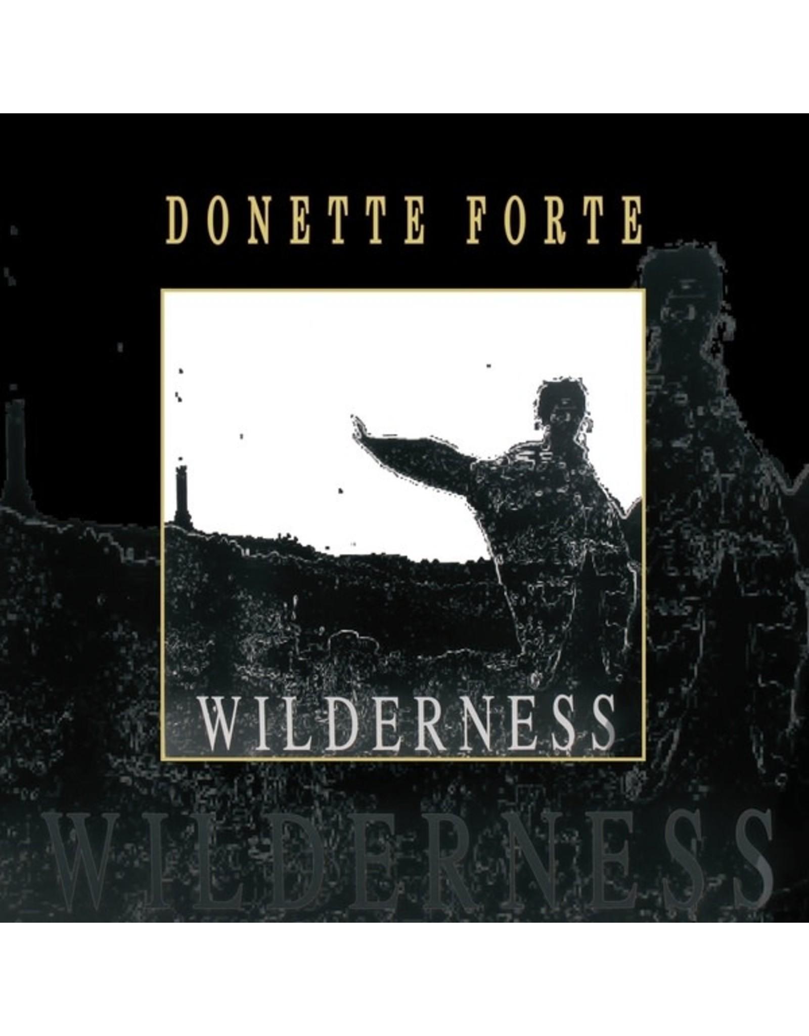New Vinyl Donette Forte - Wilderness LP