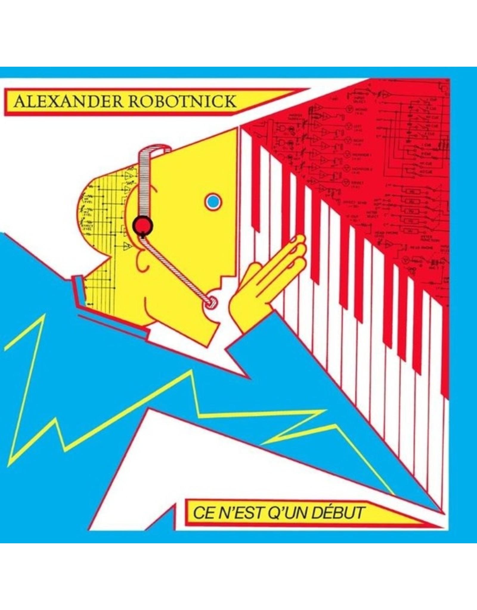 New Vinyl Alexander Robotkick - Ce N'est Q'un Debut LP
