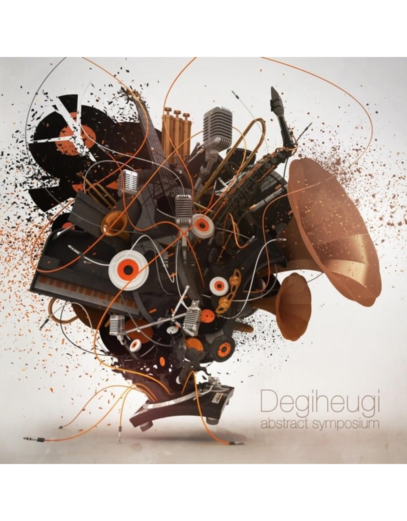 New Vinyl Degiheugi - Abstract Symposium 2LP