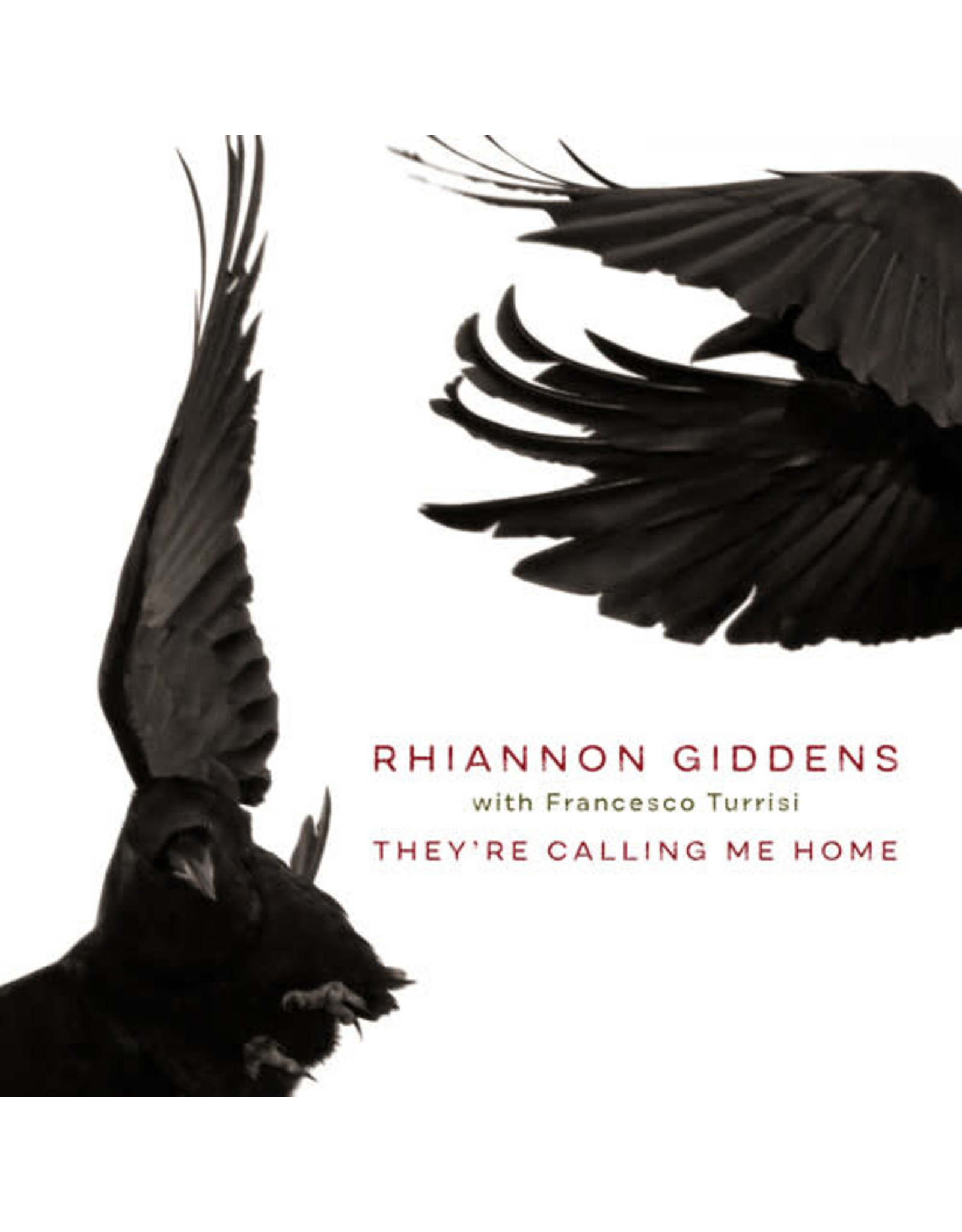 New Vinyl Rhiannon Giddens - They're Calling Me Home LP