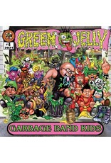 New Vinyl Green Jelly - Garbage Band Kids (Colored) LP