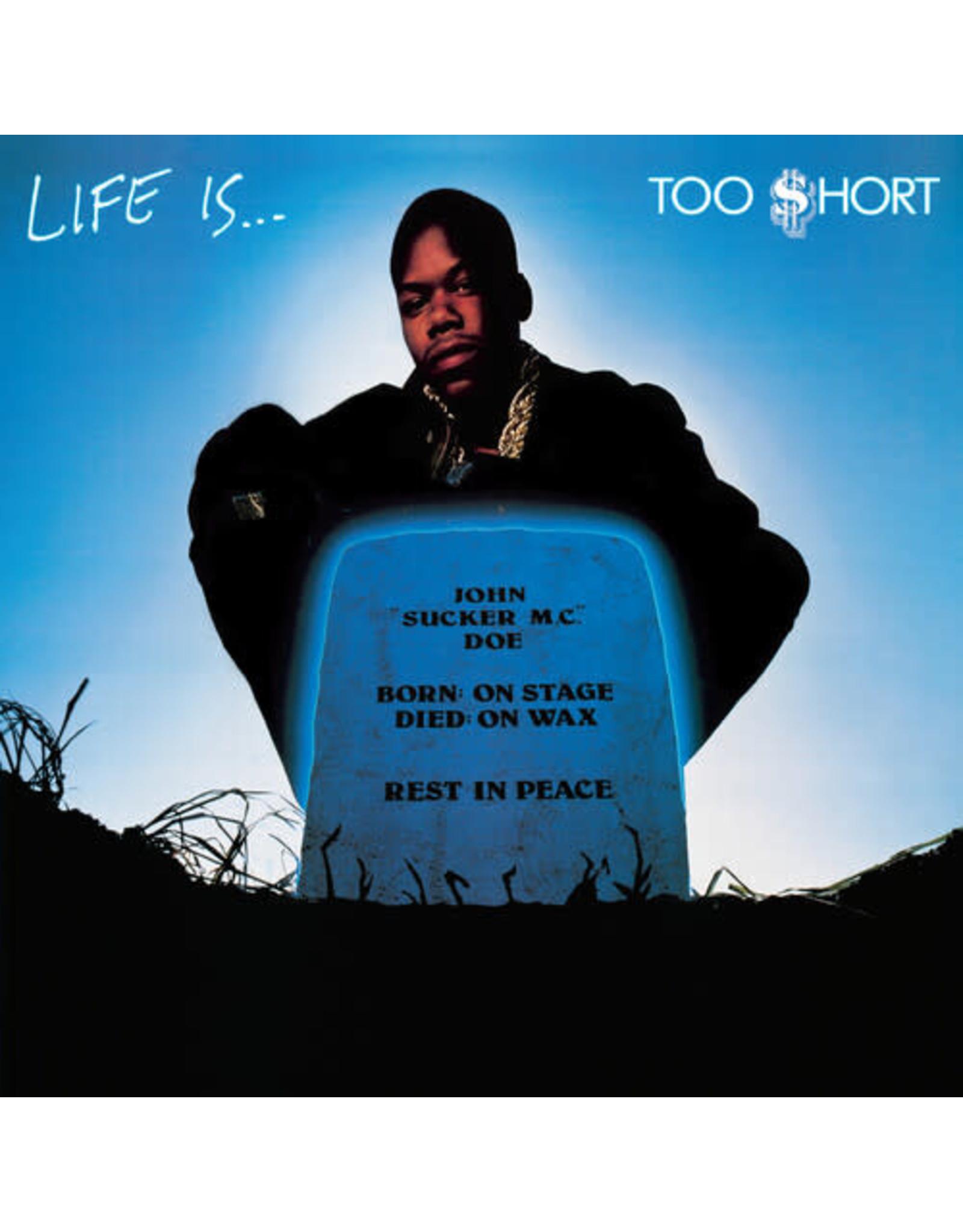 New Vinyl Too $hort - Life Is...Too $hort LP