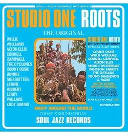 New Vinyl Various - Studio One Roots (Colored) 2LP