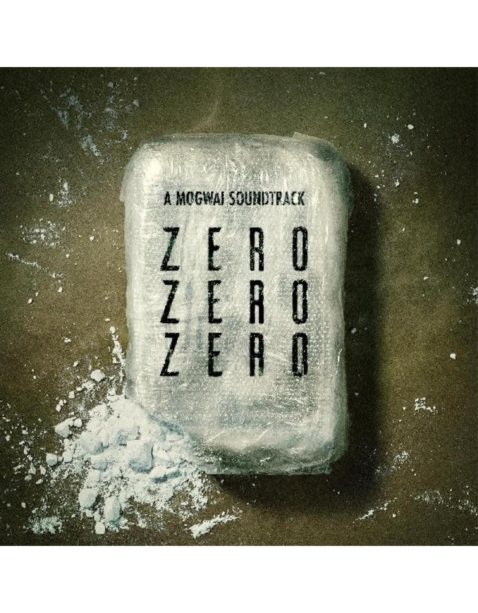 New Vinyl Mogwai - ZEROZEROZERO OST (White) 2LP