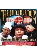 New Vinyl Tear Da Club Up Thugs Of Three 6 Mafia - CrazyNDaLazDayz 2LP