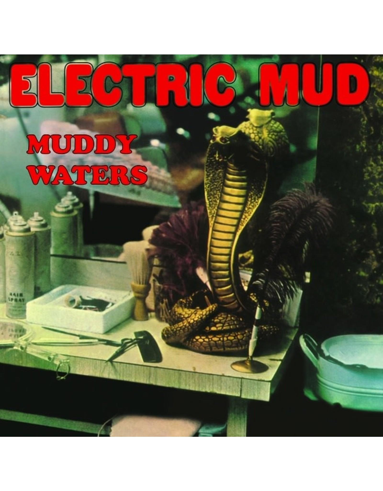New Vinyl Muddy Waters - Electric Mud [Russia Import] LP