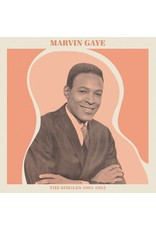 New Vinyl Marvin Gaye - The Singles 1961-63 LP