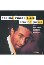 New Vinyl The Max Roach 4 - Plays Charlie Parker LP