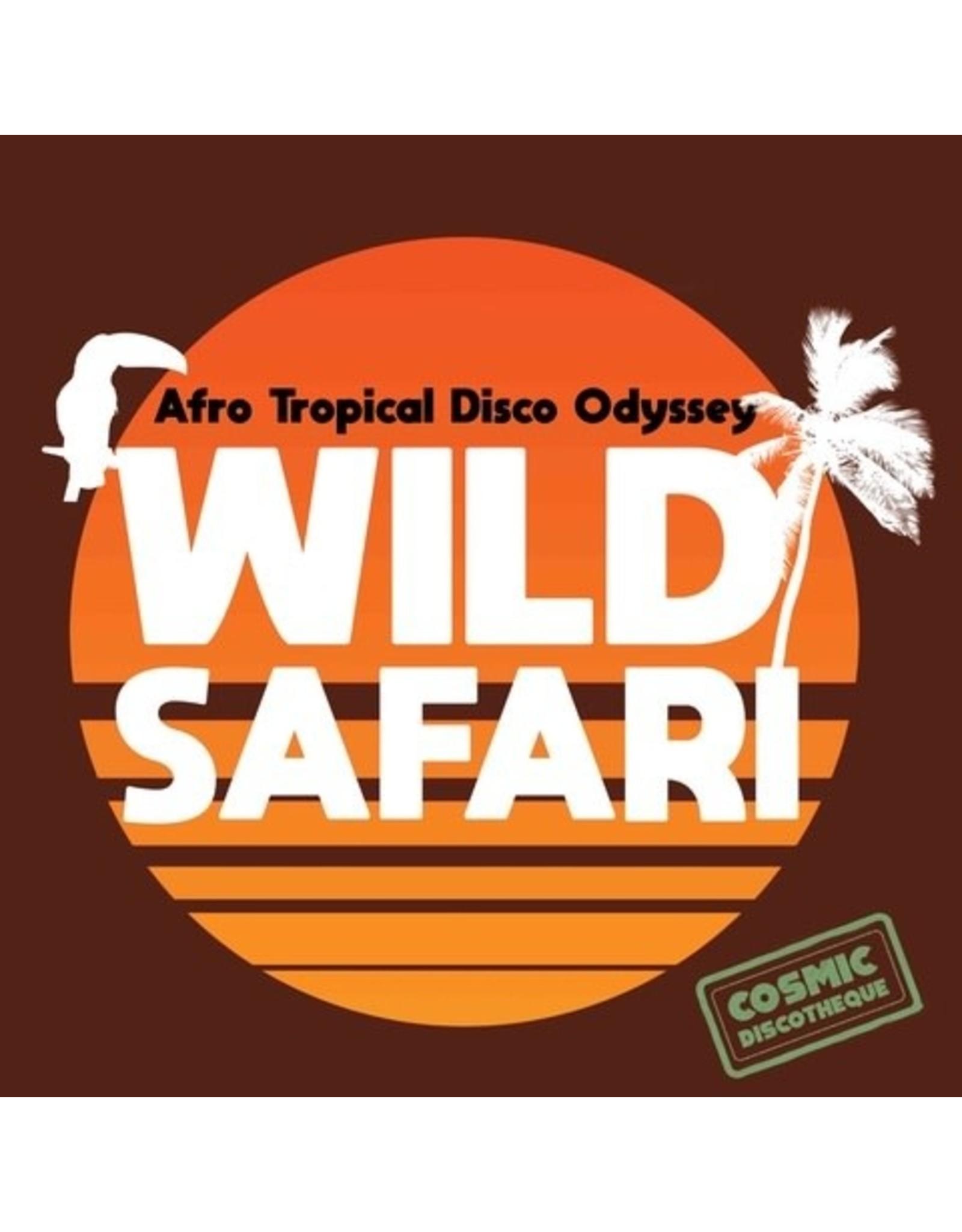 New Vinyl Various - Wild Safari: Afro Tropical Disco Odyssey LP