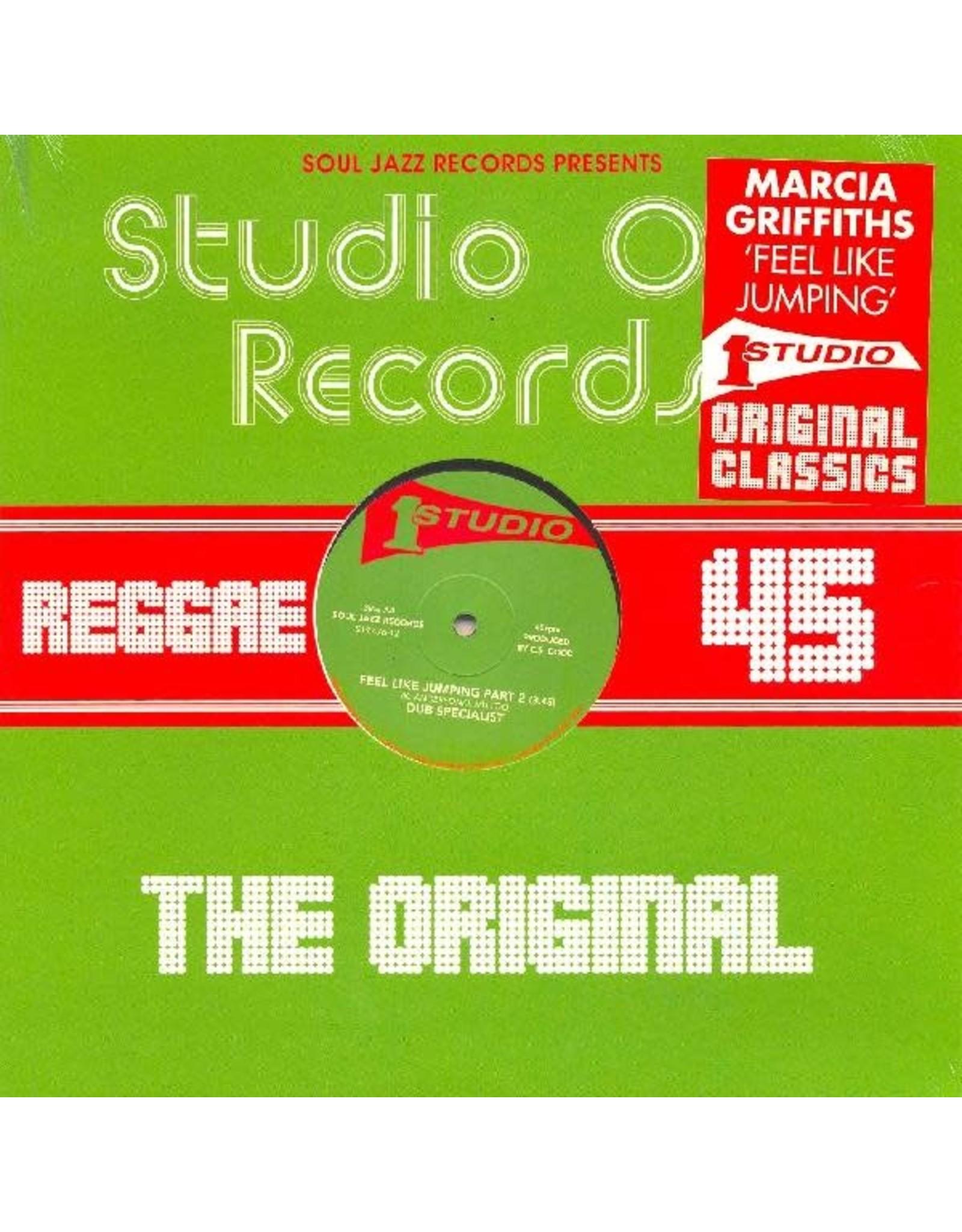 "New Vinyl Marcia Griffiths - Feel Like Jumping 12"""