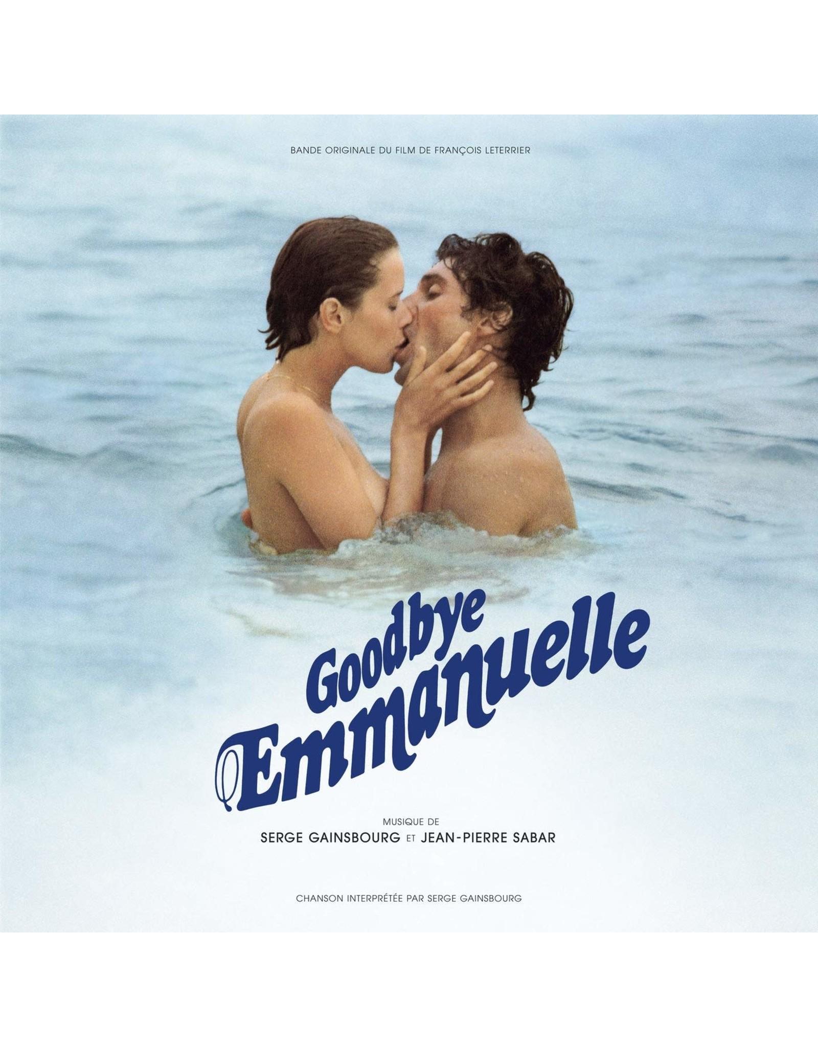 New Vinyl Serge Gainsbourg Et Jean-Pierre Sabar - Goodbye Emmanuelle OST [EU Import] LP
