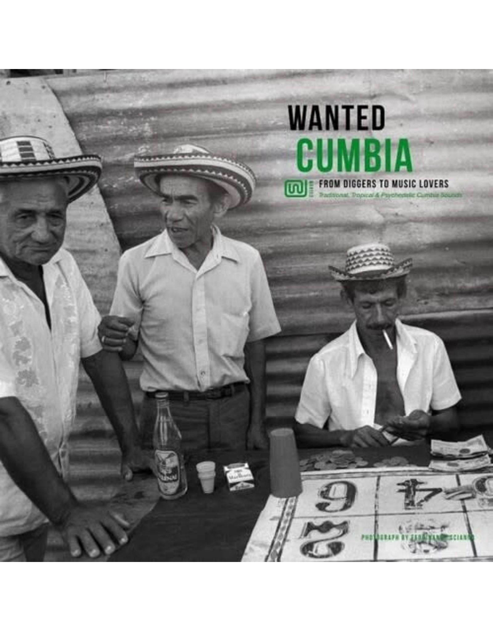 New Vinyl Various - Wanted: Cumbia [EU Import] LP
