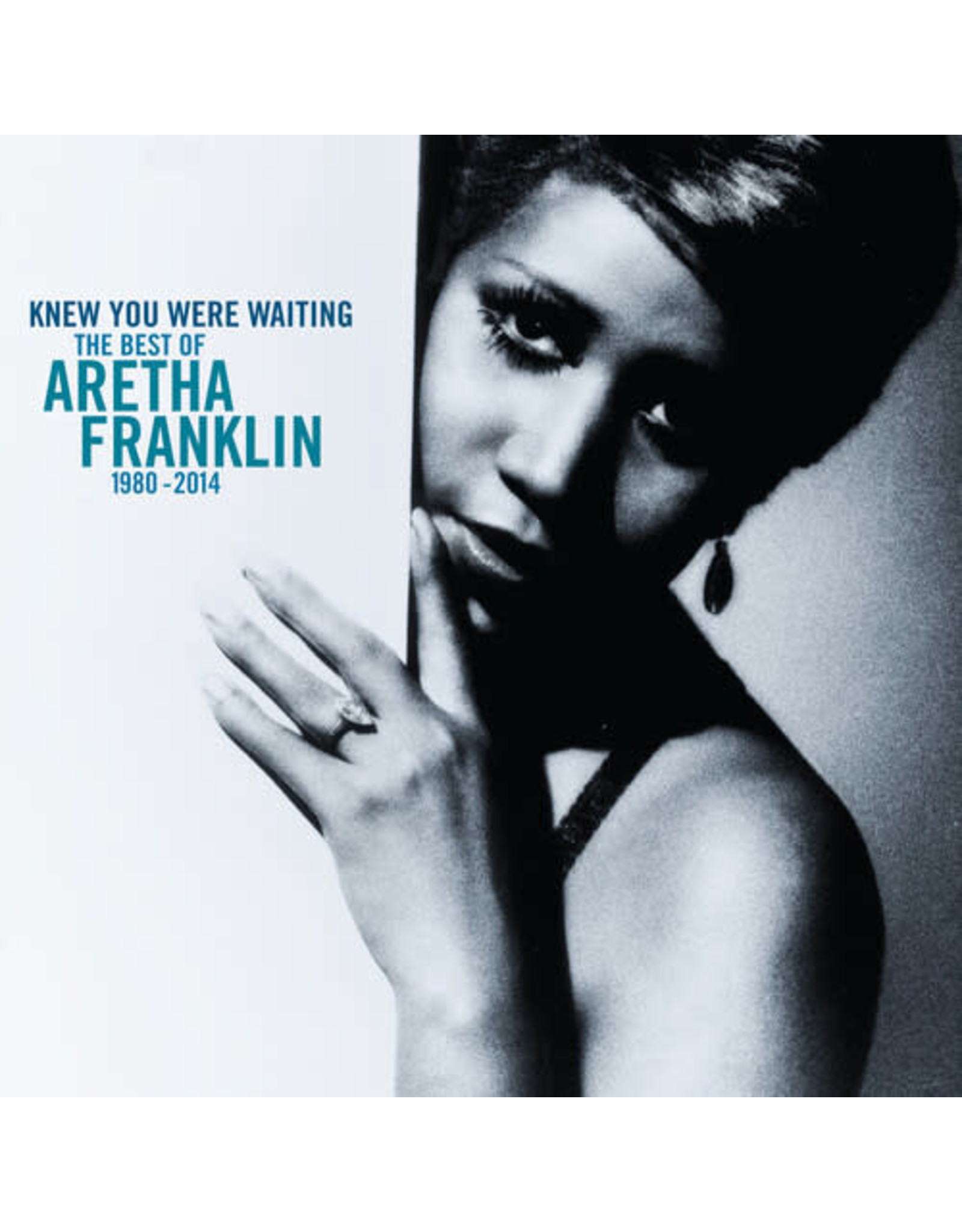 New Vinyl Aretha Franklin - Knew You Were Waiting: The Best Of 1980-2014 2LP