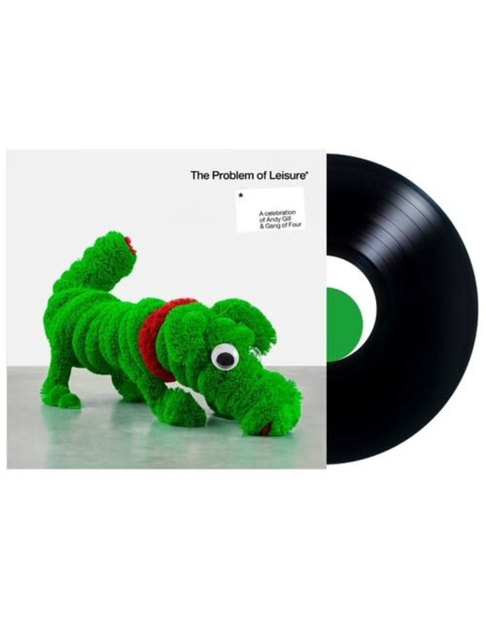 New Vinyl Various - The Problem Of Leisure: A Celebration Of Andy Gill And Gang Of Four 2LP