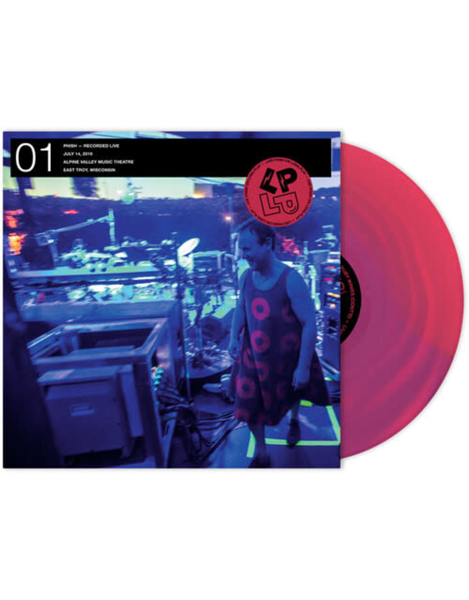 New Vinyl Phish - LP On LP 01: Ruby Waves 7/ 14/ 19 (Colored) LP