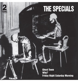 """New Vinyl The Specials - Ghost Town (40th Anniversary Half Speed Master) 12"""""""