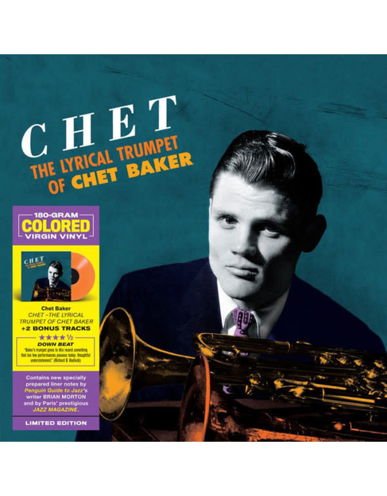 New Vinyl Chet Baker - Chet: The Lyrical Trumpet... (Colored) LP