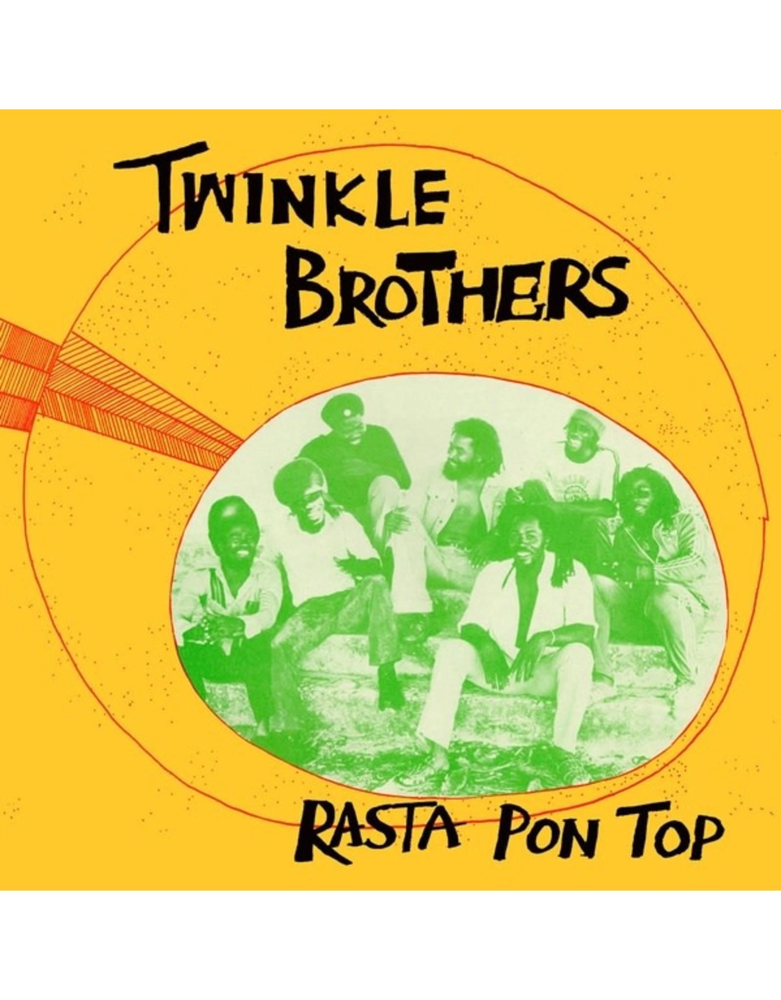 New Vinyl Twinkle Brothers - Rasta Pon Top LP