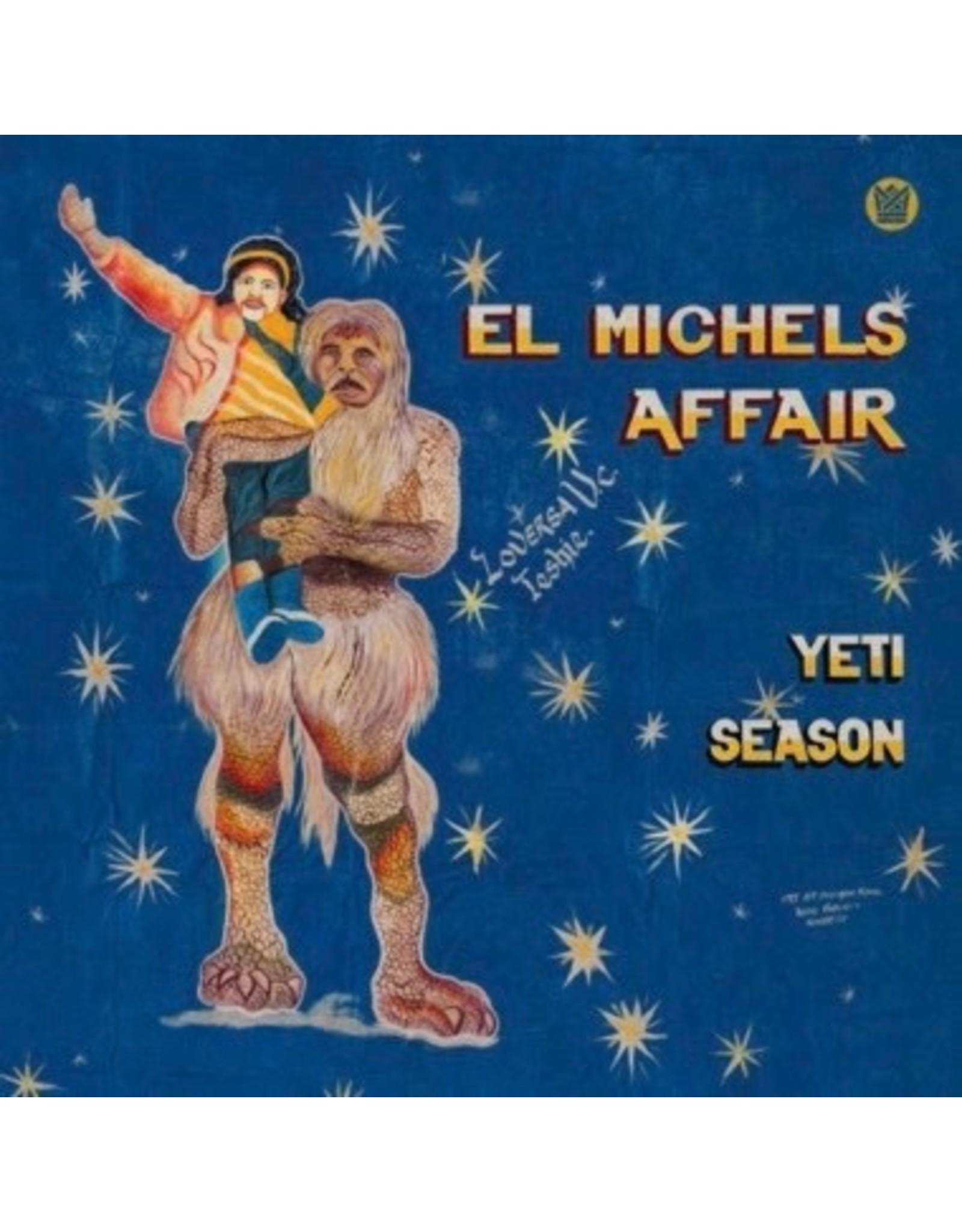 New Vinyl El Michels Affair - Yeti Season (Ltd., Colored) LP