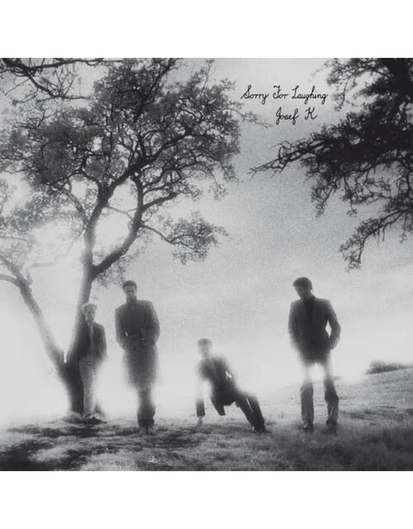 New Vinyl Josef K - Sorry for Laughing (Clear) LP+CD