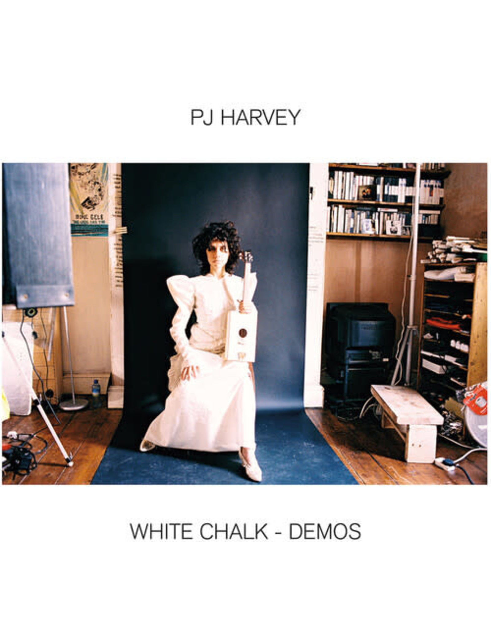 New Vinyl PJ Harvey - White Chalk (Demos) LP