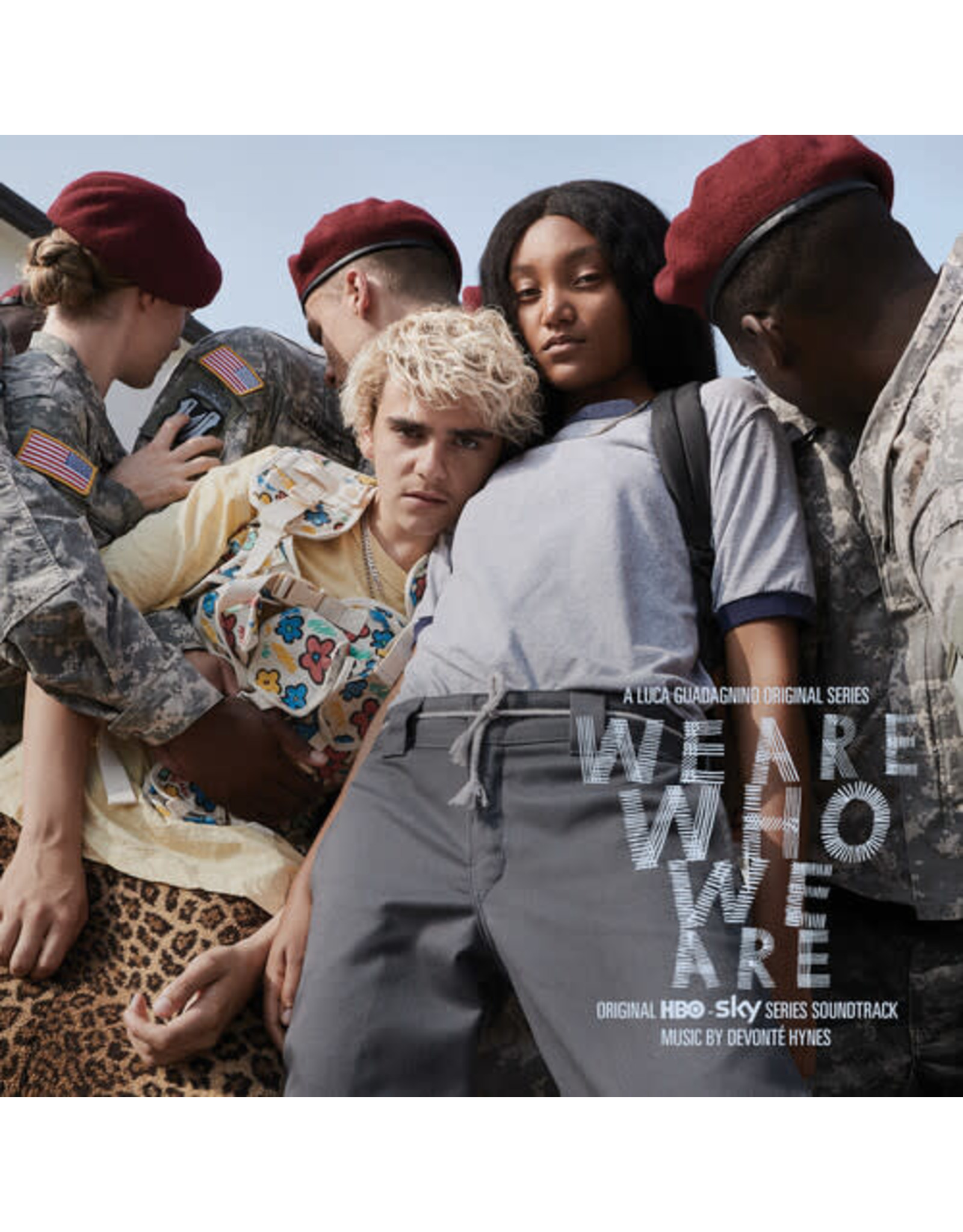 New Vinyl Various - We Are Who We Are OST (Colored) 2LP
