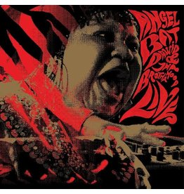 New Vinyl Angel Bat Dawid & Tha Brothahood - LIVE 2LP