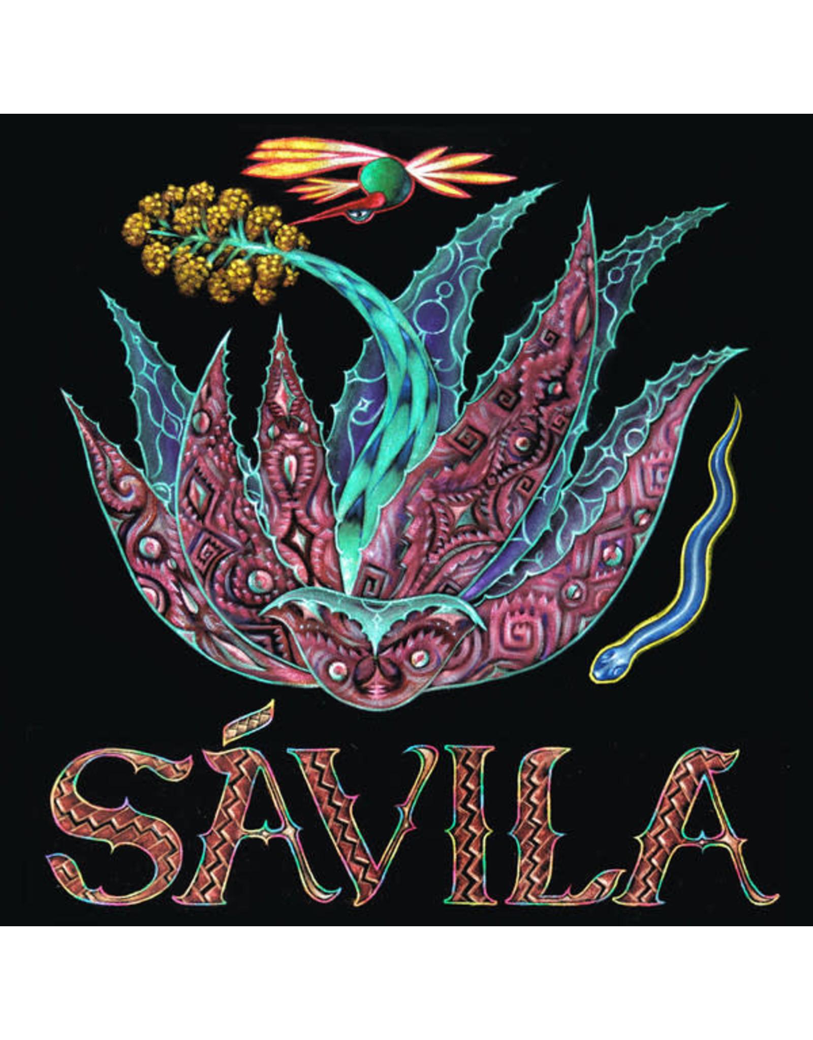 New Vinyl Sávila – Mayahuel LP