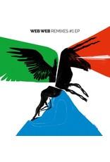 """New Vinyl Web Web - Web Web Remixes #1 EP 12"""""""