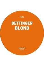 """New Vinyl Dettinger - Blond 12"""""""