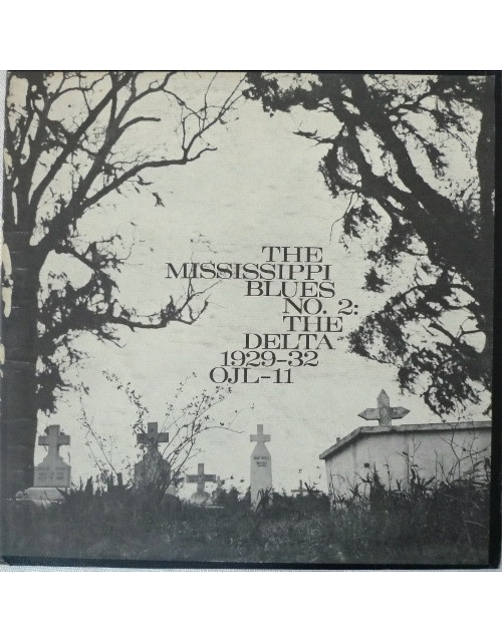 New Vinyl Various - The Mississippi Blues: The Delta 1929-1932 LP