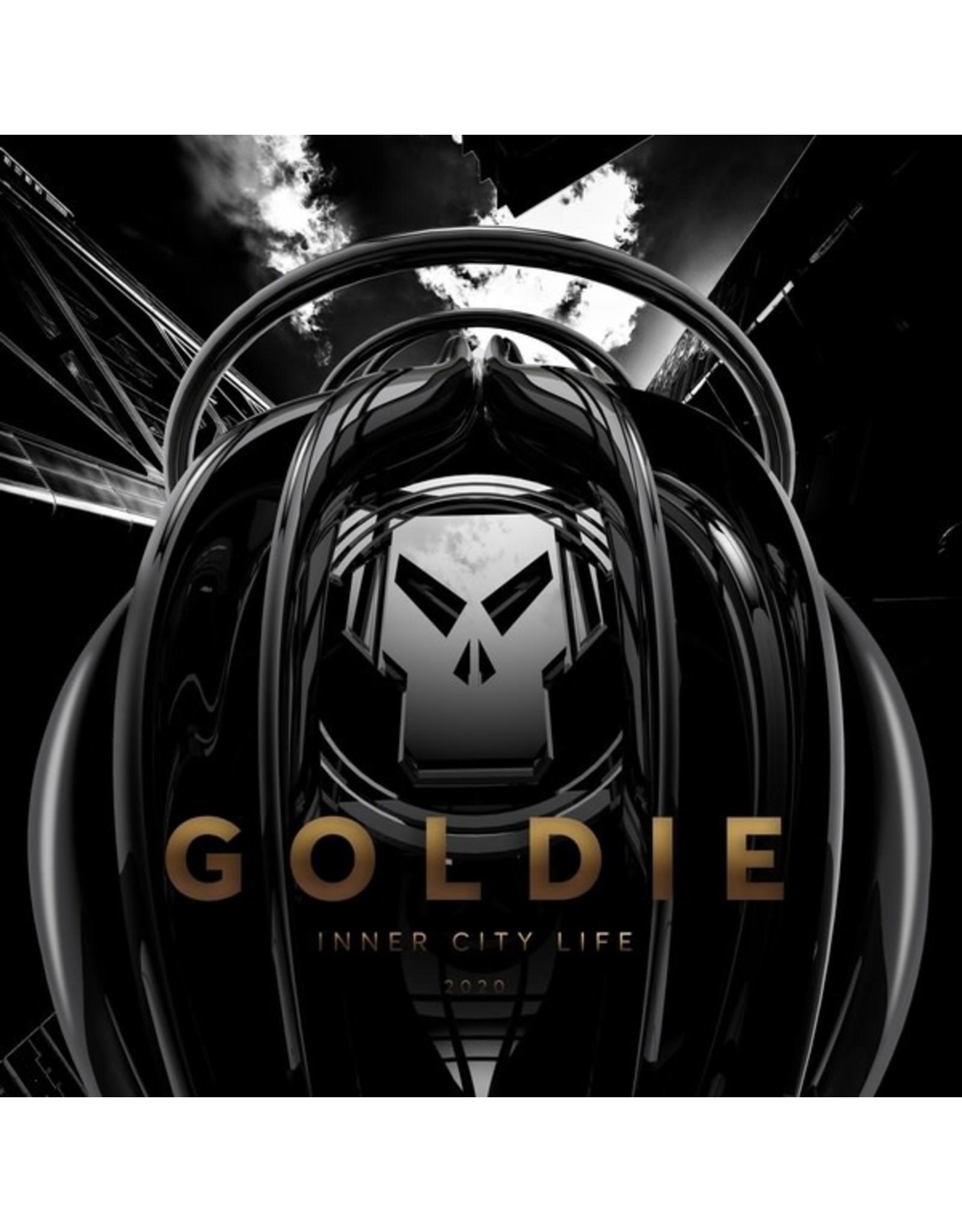 """New Vinyl Goldie - Inner City Life (2020 Remix) EP 12"""""""