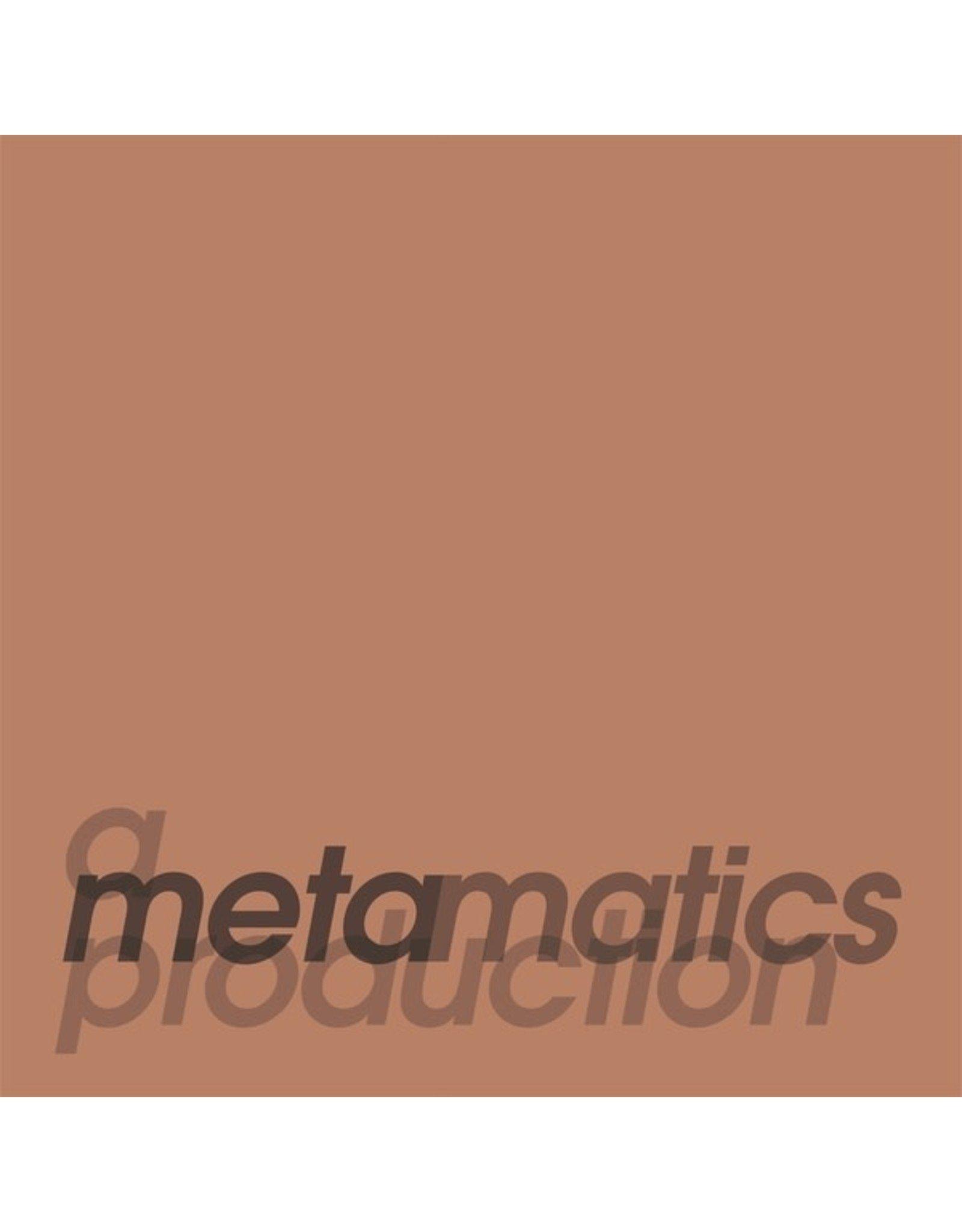 New Vinyl Metamatics - A Metamatics Production 2LP