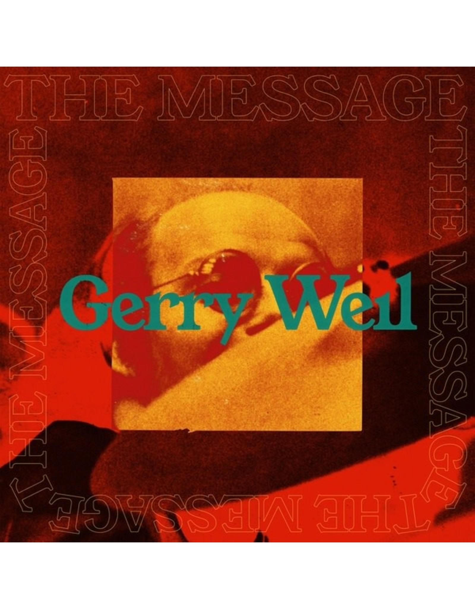 New Vinyl Gerry Weil - The Message LP