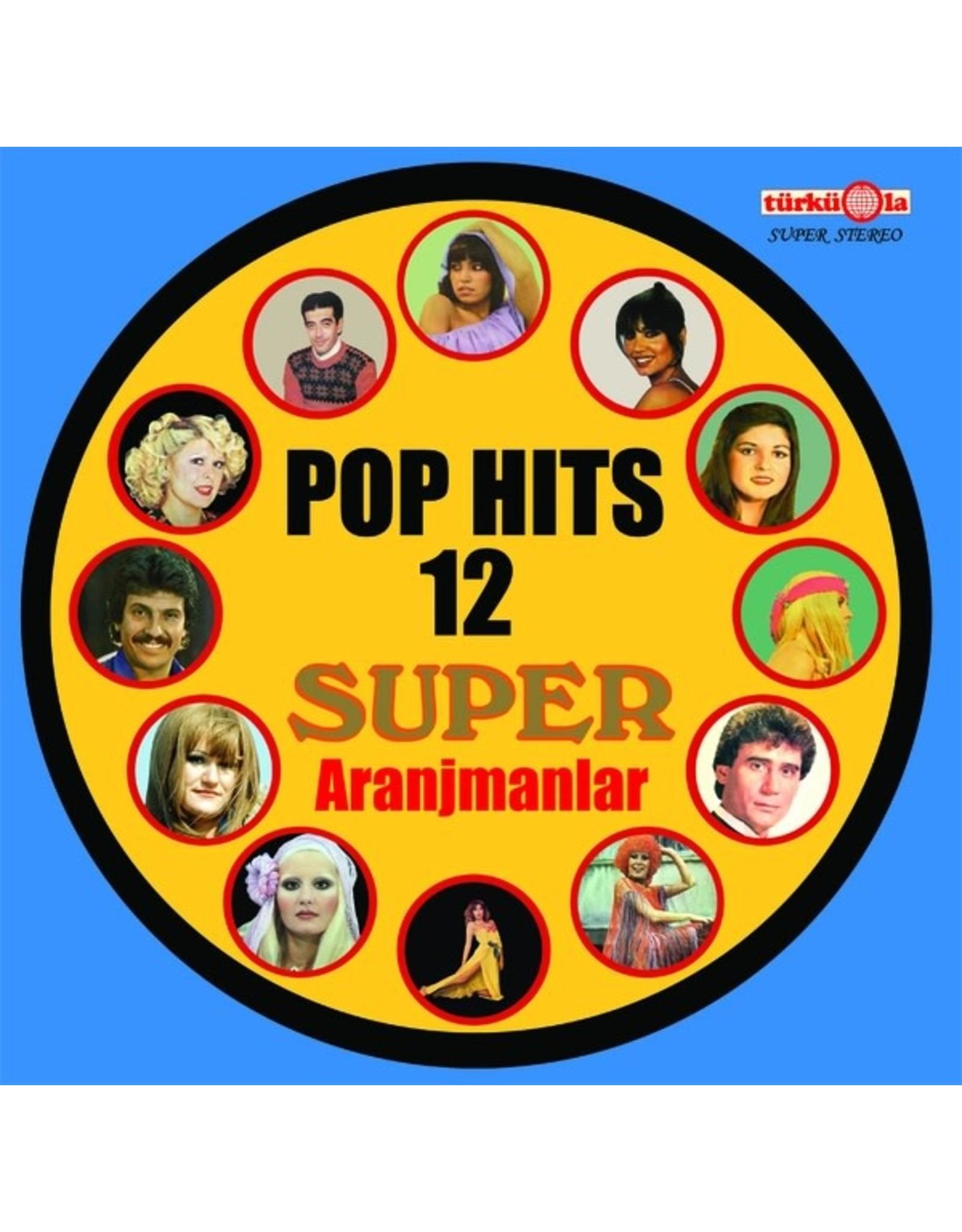 New Vinyl Various - Pop Hits 12: Super Aranjmanlar LP