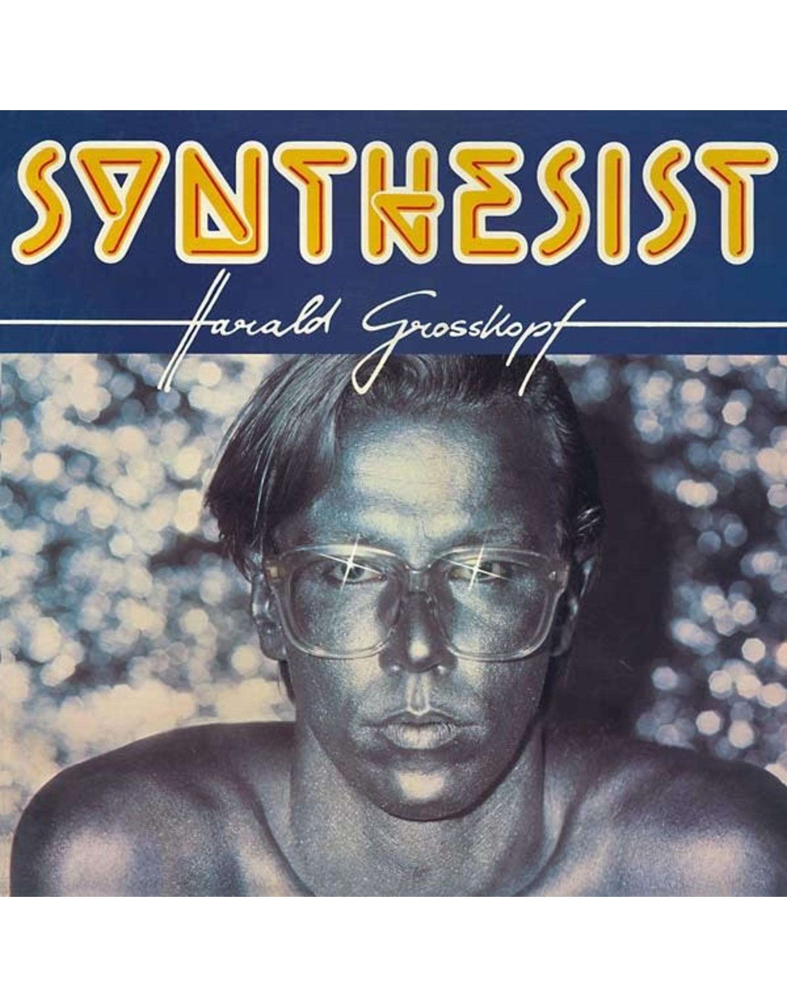 New Vinyl Harald Grosskopf - Synthesist LP